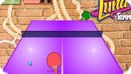 Игра Я Луна: Игра В Теннис