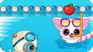 Игра Юху И Его Друзья: Плавание