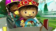Игра Зак И Кряк: Супер Гонка