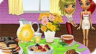 Игра Тото: Завтрак В Доли