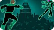 Игра Зеленый Фонарь: Битва Стихий