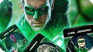 Игра Зеленый Фонарь: Боевые Карты