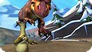 Игра Бродилка Ледниковый Период: Эра Динозавров