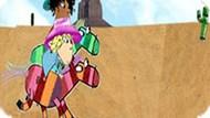 Игра Чарли И Лола: Гонка На Пони
