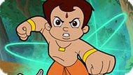 Игра Чхота Бхим: Армреслинг