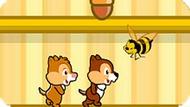 Игра Чип И Дейл: Праздничная Охота