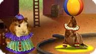 Игра Чудо-Зверята В Цирке