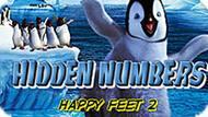 Игра Делай Ноги 2: Ремикс Плиток Пингвинов