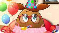 Игра День Рождения Девочки Поу