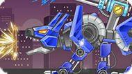 Игра Дино Робот: Злая Собака