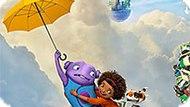 Игра Дом: Полет На Зонтике