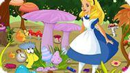 Игра Алиса: Уборка В Стране Чудес