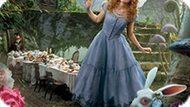 Игра Алиса В Стране Чудес: Пазлы