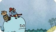 Игра Флэпджек: Остров Чума
