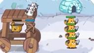 Игра Cat'n'Robot Idle Defense
