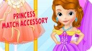 Игра Аксессуары Для Принцесс / Princess Match Accessory
