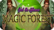 Игра Найди Отличия: Волшебный Лес / Spot The Differences Magic Forest