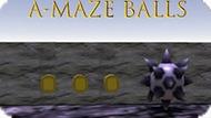 Игра Лабиринт Шаров / A-Maze Balls