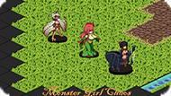 Игра Хаос Девушек Монстров: Пустое Яблоко / Monster Girl Chaos: Hollow Apple