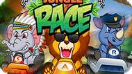 Игра Гонки В Джунглях / Jungle Race
