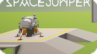 Игра Космический Прыгун 2 / Space Jumper 2