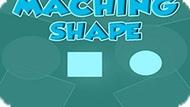 Игра Соответствующие Фигуры / Matching Shapes