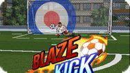 Игра Удар Пламени / Blaze Kick