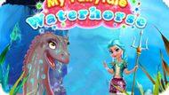 Игра Моя Сказка: Напоите Лошадь / My Fairytale Water Horse