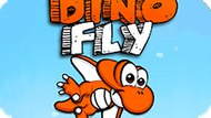 Игра Летающий Динозавр / Dino Fly