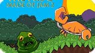 Игра Лягушка Из Джема 2 / The Frog Made Of Jam 2