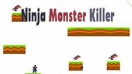 Игра Ниндзя: Убийца Монстров / Ninja Monster Killer