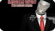 Игра История Слендермена: Вторая Мировая Война Безликий Ужас / Slenderman History: Wwii Faceless Horror