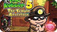 Игра Грабитель Боб 5: Приключение В Храме / Bob The Robber 5: Temple Adventure