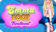 Игра Лечение Ног Эммы / Emma Foot Treatment