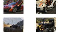 Игра Необычная Автомобильная Мозаика / Fancy Cars Jigsaw