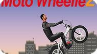 Игра Мото Колесо 2 / Moto Wheelie 2