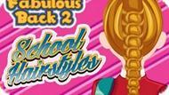 Игра Назад В Школу 2: Прически / Back 2 School Hairstyles