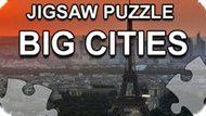 Игра Мозаика: Большие Города / Jigsaw Puzzle: Big Cities