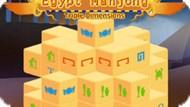 Игра Маджонг Египет Тройные Размеры / Egypt Mahjong Triple Dimensions