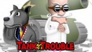 Игра Проблемы С Танком / Tank Trouble