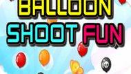 Игра Стрельба По Симпатичным Воздушным Шарам / Balloon Shoot Fun