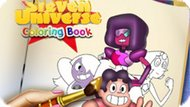 Игра Вселенная Стивена: Книга Раскрасок / Steven Universe Coloring Book