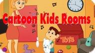Игра Мультипликационная Комната Детей / Cartoon Kids Room