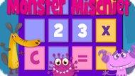 Игра Несчастные Монстры / Monster Mischief