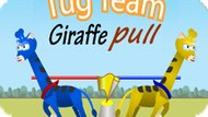 Игра Буксирная Команда: Перетяни Жирафа / Tug Team Giraffe Pull