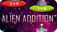 Игра Пришельцы Сложение / Alien Addition