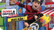 Игра Деннис И Флетчер: Гонка На Скейтборде / Dennis And Fletcher: A Race On A Skateboard