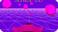 Игра Космос 3D / Space 3D
