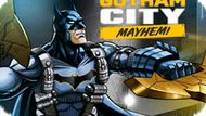 Игра Миссии Бетмена: Погром В Готэм-Сити / Batman Missions Gotham City Mayhem