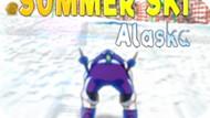 Игра Летняя Лыжня На Аляске / Summer Ski Alaska
